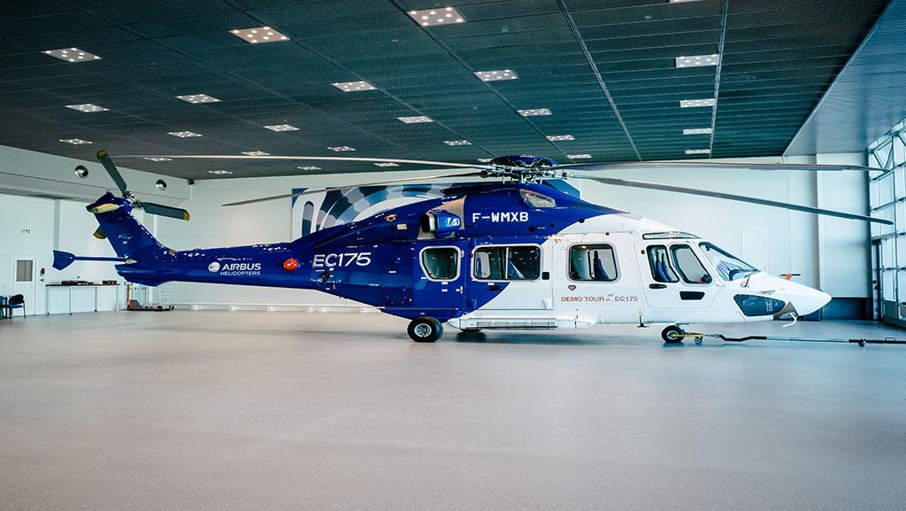 Airbus Helicopters : nouveau client, nouveau MéMO