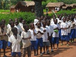 Aide médicale en RDC au Sud-Kivu