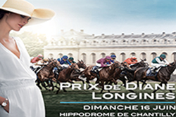 Prix de Diane à Chantilly