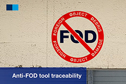 Anti-Fod Tool Traceability System