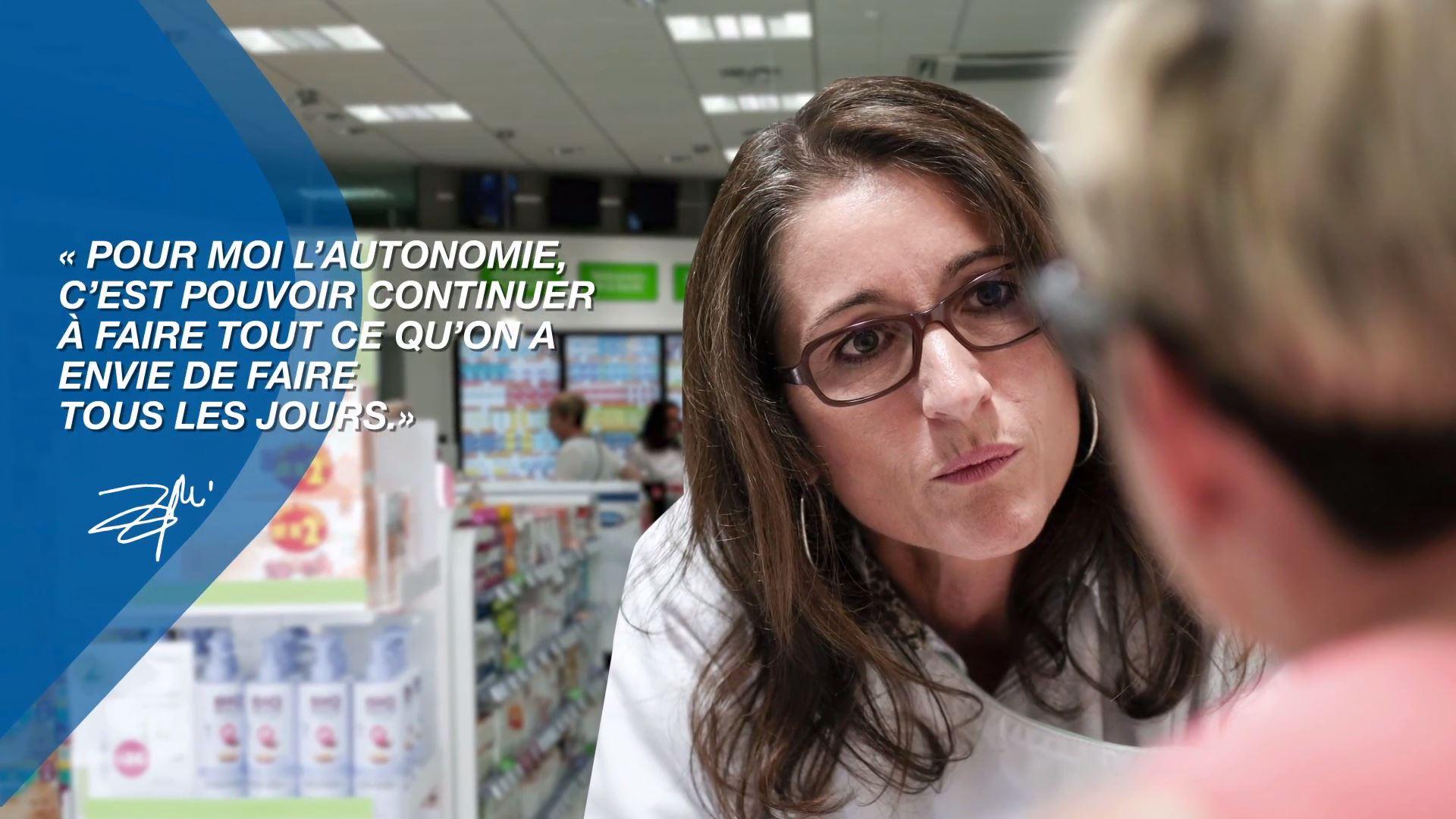 Témoignage Pharmacienne (Metz)