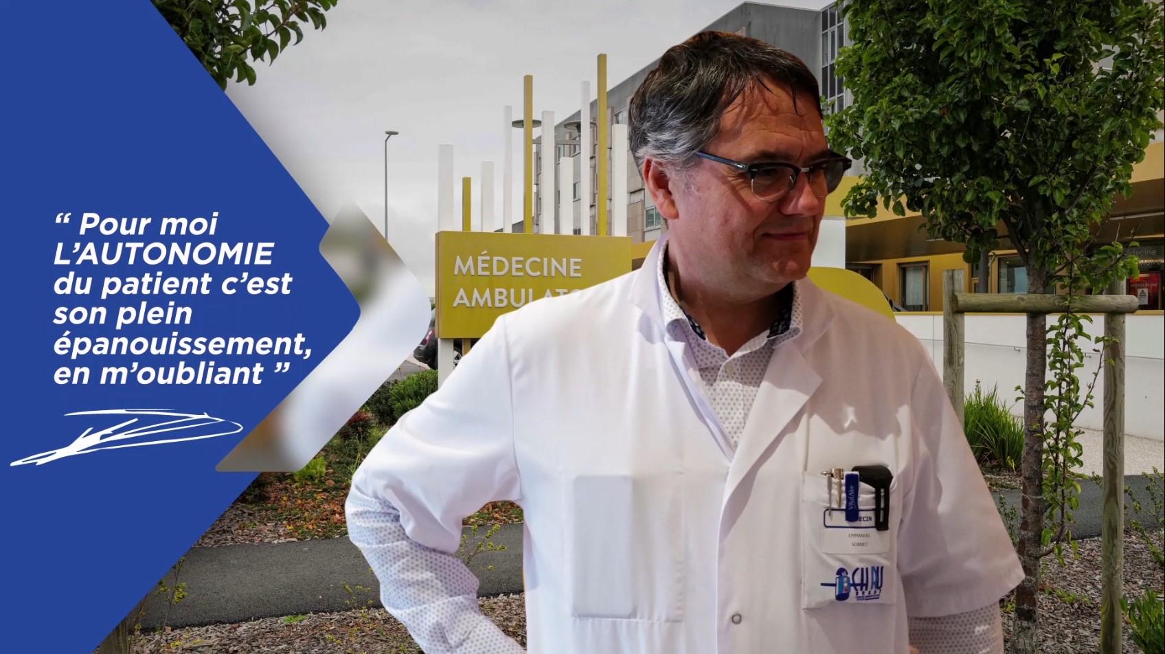 Témoignage professionnel de santé – Diabétologue (Brest)