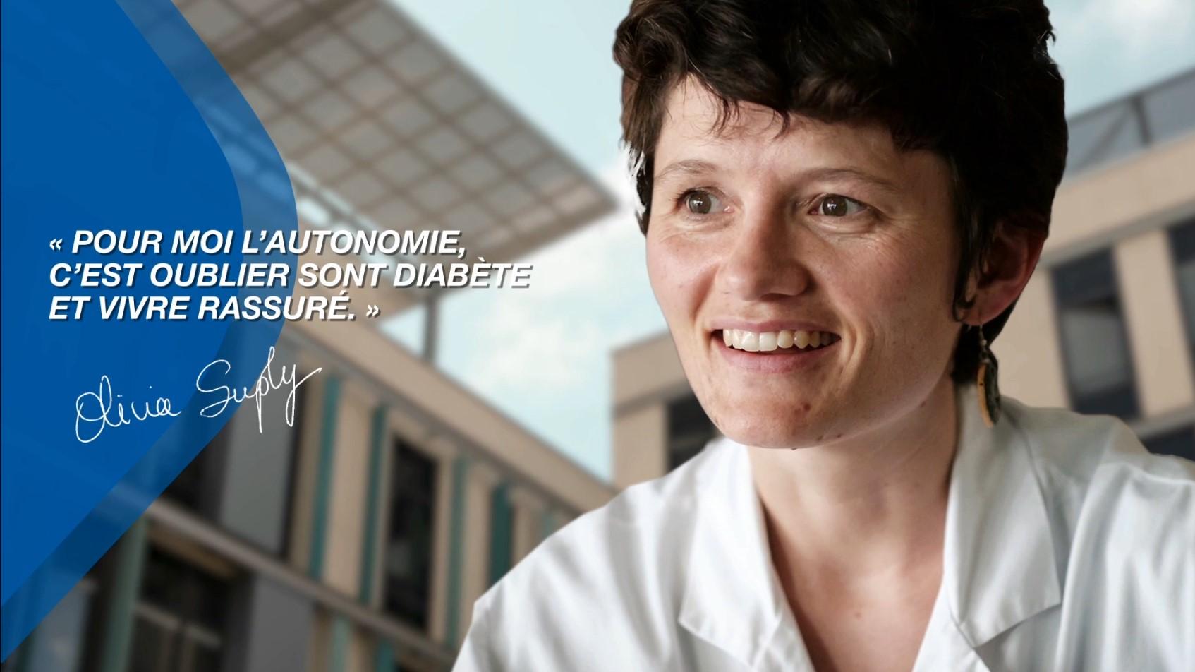Témoignage professionnel de santé – Diabétologue (Saint Nazaire)